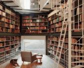 Quando una biblioteca si fonde con un'altra