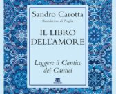 Il libro dell'amore (Sandro Carotta, Terra Santa, 2020)