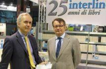 Direzione editoriale di Interlinea, Roberto Cicala e Carlo Robiglio